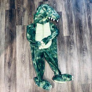 Halloween Costume Alligator 3T